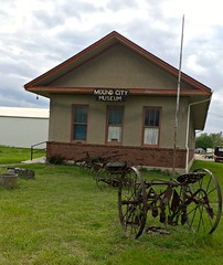 Mound City Museum, Mound City, Missouri, Photo by CRudin (ali eminov) Tags: architecture buildings machinery missouri museums implements farmmachinery moundcity moundcitymuseum
