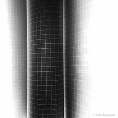 square pattern (john dusseault) Tags: paper flickr pattern squares inversion gplus