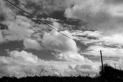 (R:v) Tags: sky cloud france blackwhite bretagne nb ciel brest rv nuages campagne franais noirblanc finistre exterieur