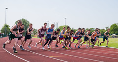 ISST London (romanboed) Tags: leica school girls england london boys field race championship high team athletics europe track outdoor competition running racing hague m international varsity american junior ash athletes athlete 50 runner summilux meet 240 isst 2016 hillingdon
