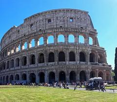 Colosseum ( big_biffi ) Tags: italy vatican rome roma italia colosseum trevifountain fontanaditrevi colosseo vaticancity circomassimo circusmaximus sanpaolofuorilemura colonnatodelbernini stpauloutsidethewalls villaborghesegardens