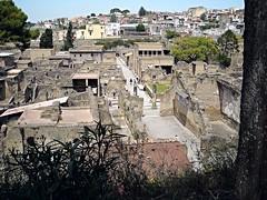 Herculaneum (79 AD) (* Karl *) Tags: italy naples ercolano herculaneum