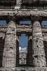 DSC_9101 (Dan Kistler) Tags: paestum italy velia greek ruins temples trains