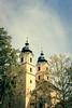 Zwillingstürme (pk210) Tags: kirche architektur turm bäume gebäude barock türme zwilling zwillingstürme