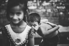 eyes on her (amirbangs) Tags: portrait kids children explore bangladeshi