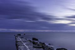 DSC04303 (KostasTsiaousis) Tags: blue dock hour thessaloniki kalamaria