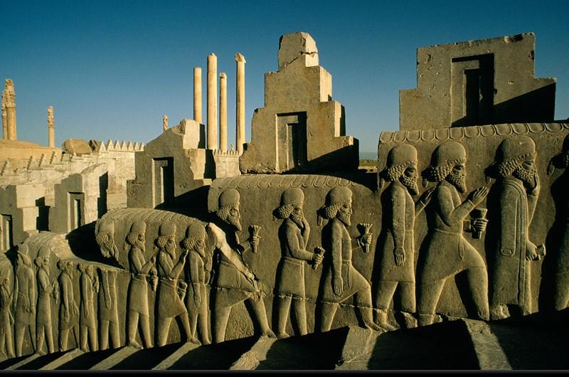 kinh đô của Đế quốc Ba Tư đầu tiên