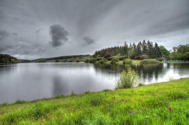 Tottiford Reservoir, Dartmoor
