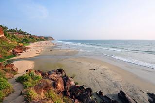 India - Kerala - Varkala - Beach - 69