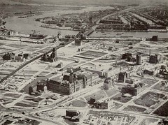 Rotterdam, the Netherlands after the bombardment in 1940. In the comment this picture combined with how that area looks now [1200 x 898] #HistoryPorn #history #retro http://ift.tt/1XLdIXt (Histolines) Tags: history netherlands that this rotterdam with 1940 picture x retro area timeline looks 1200 after how now comment bombardment combined in vinatage 898 historyporn histolines httpifttt1xldixt