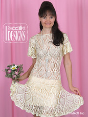 pineapple crochet dress2 (Ira Rott) Tags: pineapplecrochet crochetdresspattern promdress weddingdress summerdress crochetlace graddresspattern graduation pdfpattern crochetpattern irarott