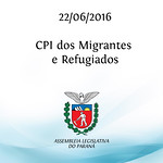 CPI dos Migrantes e Refugiados 22/06/2016