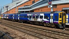 158794 (JOHN BRACE) Tags: trains class 1992 northern seen derby built 158 doncaster livery dmu brel 158794