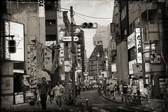 Shibuya Scene (maxvictorli) Tags: urban japan tokyo shinjuku asia shibuya east eastasia