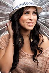 Yvonne 03 (Robert Bejil Productions) Tags: california county beautiful hat fashion silver model photographer gorgeous sony kern photograph alpha kpa mayhem bakersfield plm a300 robertbejil robertbejilcom