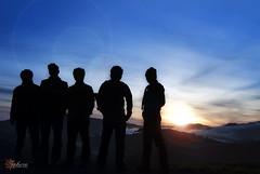 Serenity (SunnySakura) Tags: sunrise landscape nikon silhoutte bohteaplantation d3000 sgpalas sunnysakura sakuraphotographicstudio