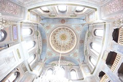 Pertevniyal Valide Sultan Mosque (whitlymoon) Tags: architecture turkey istanbul mosque fisheye sultan cami valide pertevniyal