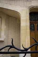 Hotel Mezzara (O's Photo Project) Tags: leica paris france architecture guimard hectorguimard agar dlux5 16earr