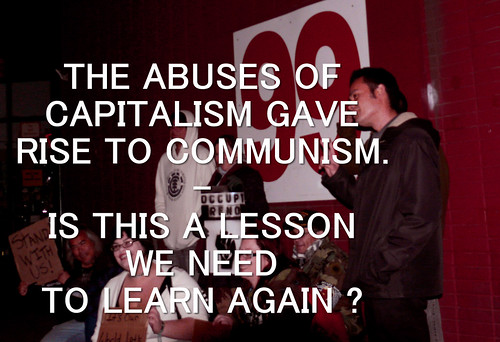 ABUSES OF CAPITALISM