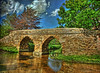 Medieval Pack Horse Bridge Sutton Ford (Roamer 57 (Not Around Much)) Tags: bridge ford texture bedfordshire medieval sutton nikond80 tatot dragondaggeraward roamer57 magicunicornverybest magicunicornmasterpiece
