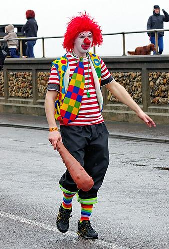 Clowns international - Freddy
