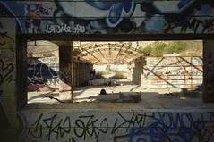 (Birdyphage) Tags: mars film marseille tag gang graff ricoh usine militaire reala tuerie massilia 2013 milice