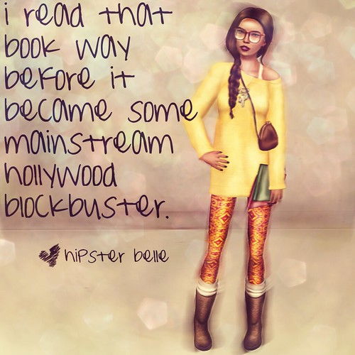 Hipster Belle is Hipster
