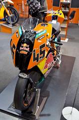 KTM 1990RC8R Martin Bauer (The Adventurous Eye) Tags: martin fair ktm brno r bauer motorcycle 1990 2012 rc8 motosalon