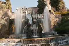 Exuberant inspiration. (milco60) Tags: park italien italy building water architecture tivoli nikon italia fountains villadeste d90 mygearandme