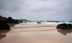 Waves on the beach in Durness (supersky77) Tags: ocean beach scotland waves atlantic sutherland durness spiaggia oceano onde atlantico ecosse scozia