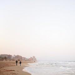 las tardes (Alquitrantran (Adrian Concustell)) Tags: espaa beach canon 50mm spain 14 playa 5d tarde elx elche markii carabassi arenalesdelsol alquitrantran
