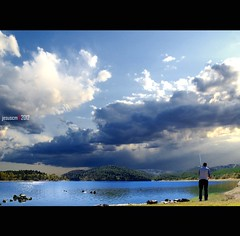 un buen dia de pesca  a good day fishing (jesuscm) Tags: madrid sky mountains water clouds fishing pond spain agua nikon pantano cielo nubes pesca guadarrama montaas lajarosa magicalskies jesuscm magicunicornmasterpiece mygearandme mygearandmepremium mygearandmebronze mygearandmesilver mygearandmegold mygearandmeplatinum rememberthatmomentlevel1 rememberthatmomentlevel2 rememberthatmomentlevel3