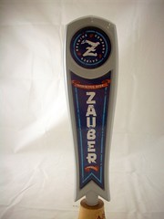 Zauber Ribbon Beer Tap Handle (ajstaphandles) Tags: beer tap custom handles