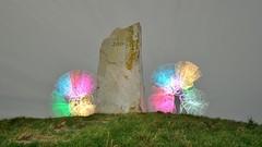 V24 2000 (Ningaloo.) Tags: light stone painting millennium lp guernsey lancresse v24
