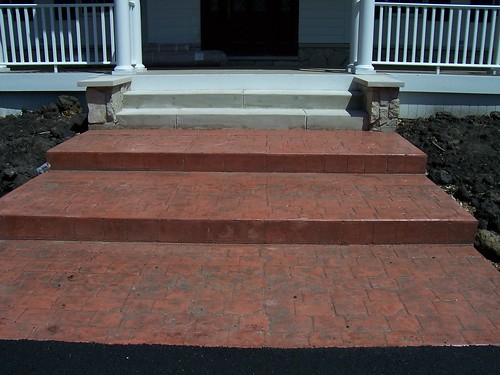 "Stamped concrete • <a style=""font-size:0.8em;"" href=""http://www.flickr.com/photos/76775226@N06/6890898574/"" target=""_blank"">View on Flickr</a>"