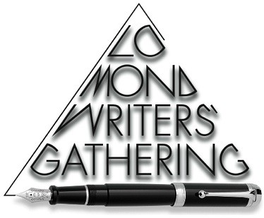 Lomond Writers Gathering Logo