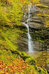 Cascada de Uguna (Carlos J. Teruel) Tags: espaa agua nikon paisaje d300 2011 1116 tokina1116 xaviersam carlosjteruel polarizadorlee105