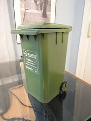 Mini Bin (TheRegent89) Tags: garbage mini can bin cart