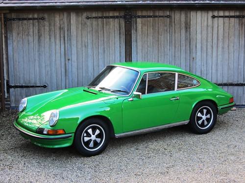 Porsche 911 2.4 S (1973).