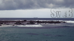 Soldiers Beach Distant Rocks (The Sweb) Tags: beach beautiful photoshop photography shots sunsets soldiersbeach sweb
