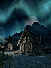 2012-02-20 - 001-004 - Skyrim (vmax137) Tags: screenshot v elder 2012 the scrolls skyrim whiterun