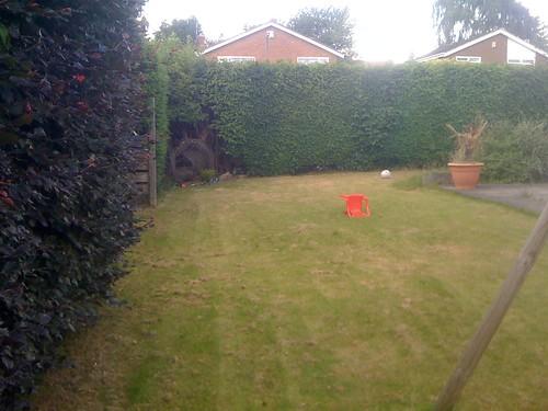 Hardwood Decking Alderley Edge - Modern Family Garden. Image 5
