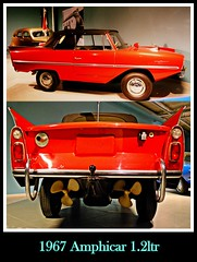 1967 Amphicar 1.2ltr (PictureJohn64) Tags: auto heritage classic water car museum boat automobile driving traffic famous den transport hague collection commercial transportation 1967 historical haag collectie amphicar fahrzeug oto historisch verkeer vervoer klassiek varen  samochd beroemd gravenhage otomobil louwman automobiel worldcars  automoviel klassiesch