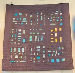 Quilt by Michelle Sullivan (joeysplanting) Tags: quilt eastbaymodernquiltguild ebmqg stitchmodern
