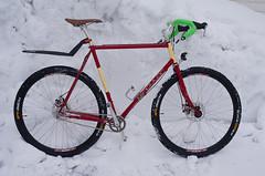 Singular Peregrine with Sturmey-Archer hub gear (immu) Tags: bike bicycle cycle cyclocross cycles peregrine singular moster sturmeyarcher monstercross hubgear