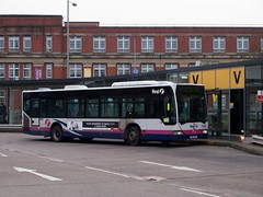 W311 JND Mercedes Benz 0.530 Citaro  60233 Bury Interchange (wheelsnwings2007/Mike) Tags: mercedes benz bury interchange 0530 citaro jnd 60233 w311