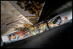 By JAW, LEK, SOWAT, BOM.K - Mausole, rsidence artistique sauvage (Thias (-)) Tags: terrain streetart paris wall painting graffiti mural jaw spray urbanart painter graff aerosol dmv bombing spraycanart lek pgc thias mausole bomk photograff frenchgraff sowat photograffcollectif