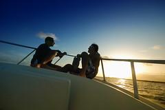 breeze (lorytravelforever) Tags: sunset souls sailing friendship venezuela talking losroques freenchpeople