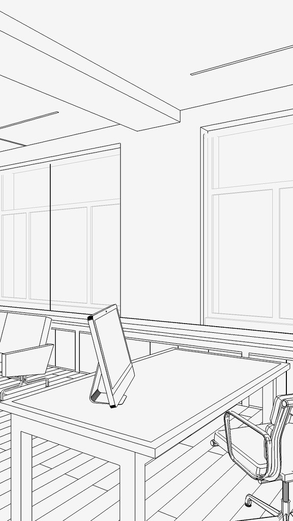 Gagosian Gallery Sketches (APL)