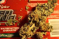 marijuana wars - weeds a stimulant